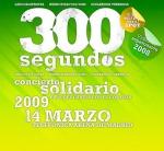 """Concierto solidario """"300 segundos"""""""