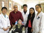 Tamara Godoy, una pequeña fueguina que sufre una extraña enfermedad neurodegenerativa: lipofuscinosis ceroidea neuronal (LCN)