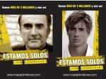 Fernando Torres y Juan y medio solidarios
